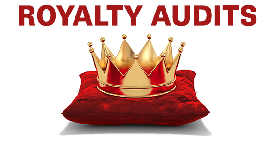 Auditing royalty agreements