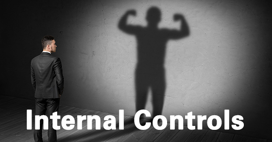 Assessing the effectiveness of internal controls